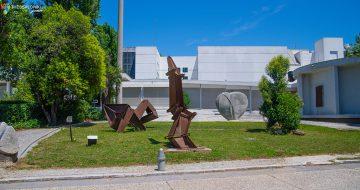 Μακεδονικό Μουσείο Σύγχρονης Τέχνης στη Θεσσαλονίκη