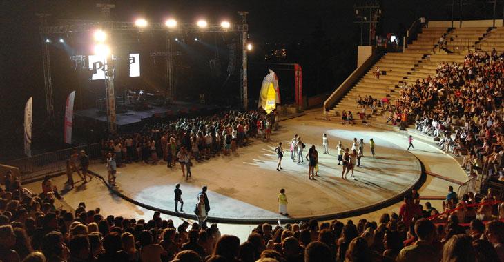 Θέατρο Δάσους Θεσσαλονίκη, Δάσος Σέιχ Σου