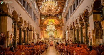Ιερός Ναός Αγίου Δημητρίου Θεσσαλονίκης