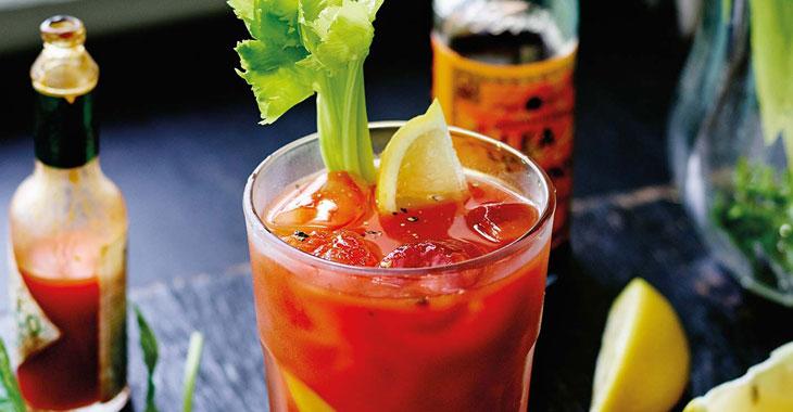 Συνταγή για το κοκτέιλ Bloody Mary