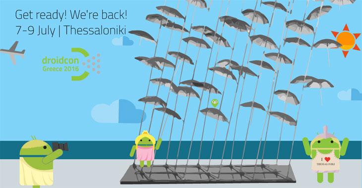 Διεθνές Συνέδριο Προγραμματιστών Android στο Noesis στη Θεσσαλονίκη