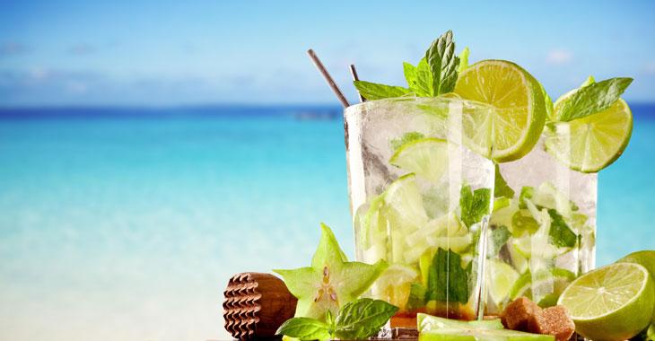 Συνταγές για Καλοκαιρινά cocktail