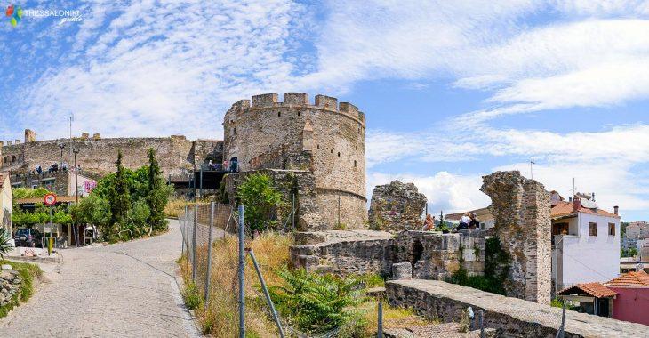 Κάστρα στην Άνω Πόλη της Θεσσαλονίκης