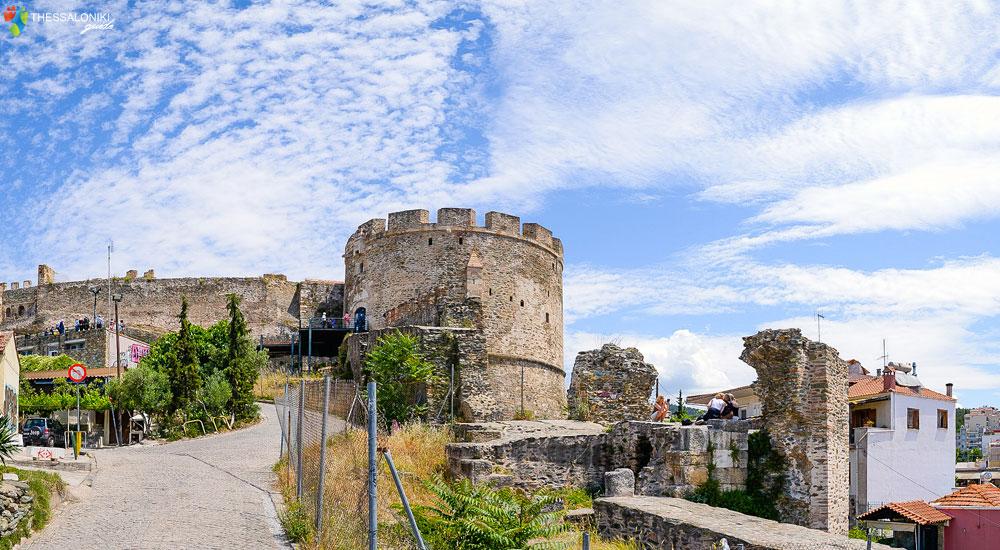 Κάστρα της Θεσσαλονίκης