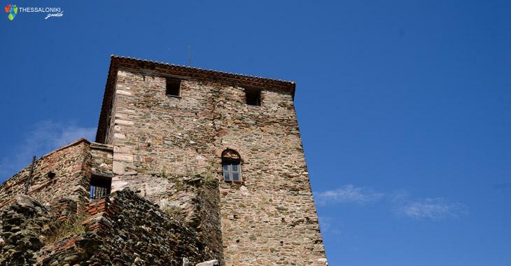 Πύργος Επταπυργίου στη Θεσσαλονίκη