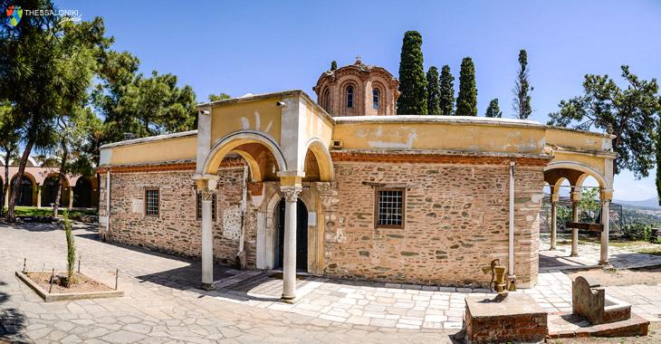 Μονή Βλατάδων στην Άνω Πόλη Θεσσαλονίκης