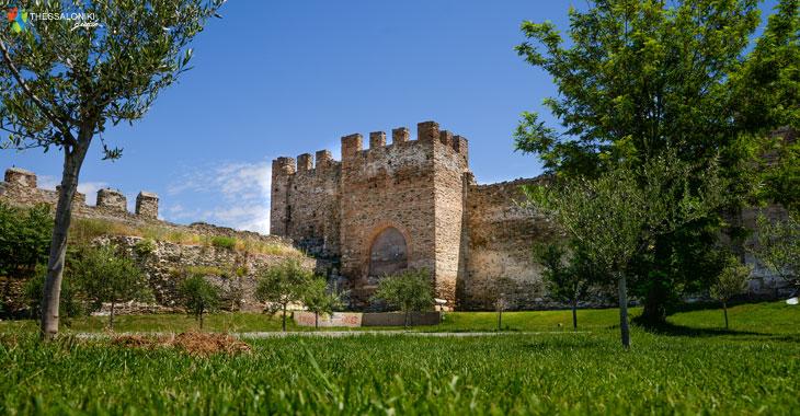 Ακρόπολη θεσσαλονίκης