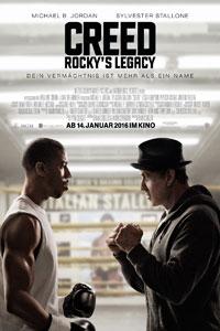 Αφίσα της ταινίας Creed: Η Γέννηση ενός Θρύλου
