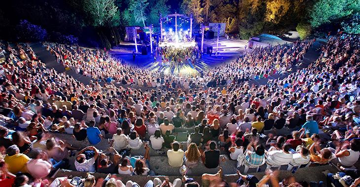 Φεστιβάλ Κασσάνδρας στο Αμφιθέατρο Σίβηρης 2016