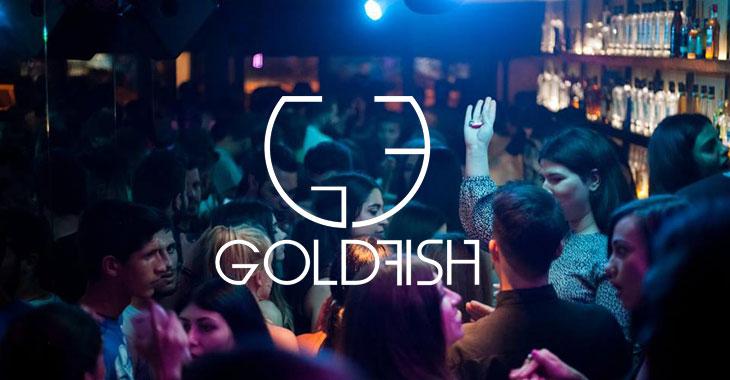 Goldfish Bar στην Θεσσαλονίκη