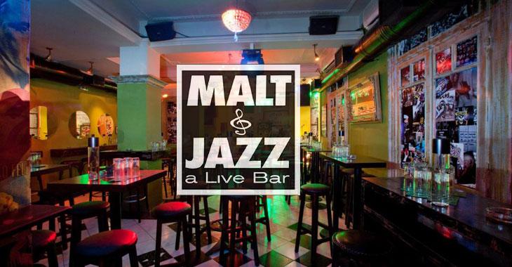 Malt 'n Jazz bar Θεσσαλονίκη