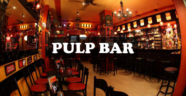 PULP bar Thessaloniki