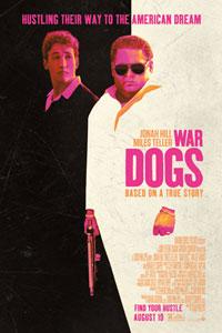 Αφίσα της ταινίας Σκυλιά του Πολέμου (War Dogs)