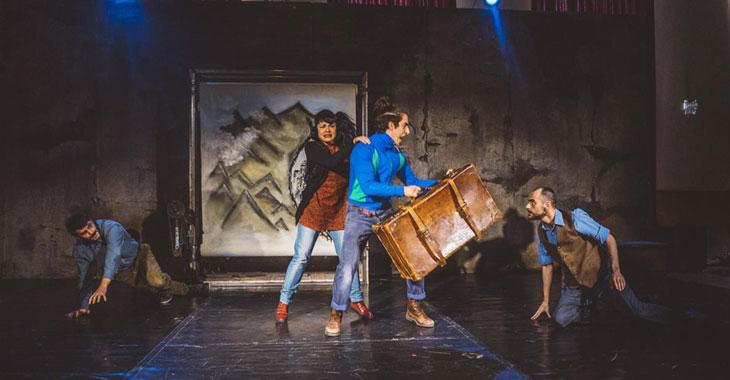 """""""Το Αγόρι με τη Βαλίτσα"""" στη Θεσσαλονίκη"""
