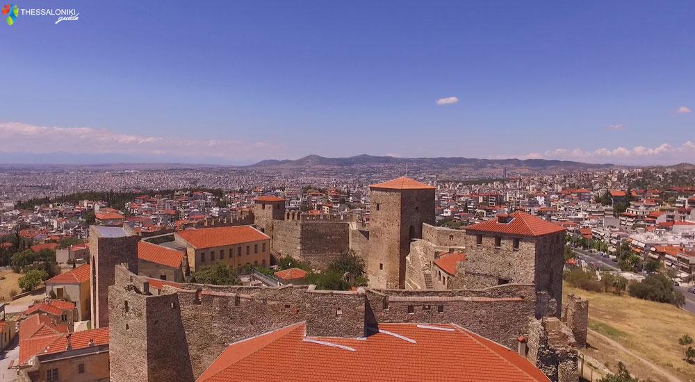 Γεντί Κουλέ - Επταπύργιο Θεσσαλονίκη