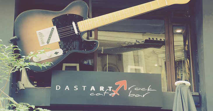 Dastart Rock Bar Café