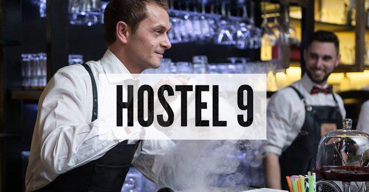 Hostel 9 Cocktail Bar Θεσσαλονίκη
