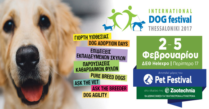 International Dog Festival - Thessaloniki 2017