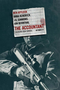 Αφίσα της ταινίας Ο Λογιστής – The Accountant