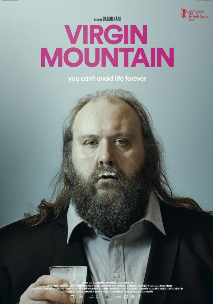 Αφίσα της ταινίας Καρδιά βουνό – Virgin Mountain