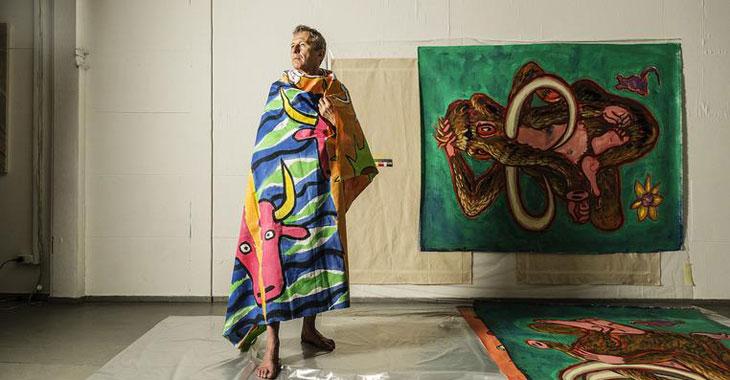 """Έκθεση """"Υποθετικοί Χοροί"""" του Γκεόργκι Λιτιτσέφσκι"""