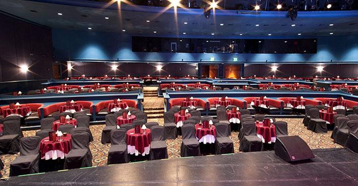Θέατρο Βεργίνα του Regency Casino Thessaloniki