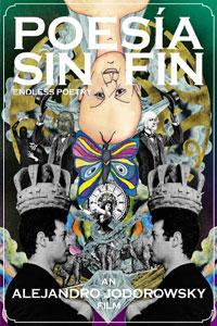 Αφίσα της ταινίας Ποίηση Χωρίς Τέλος (Poesia Sin Fin)