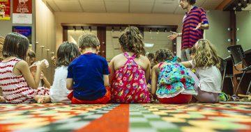 ΚΘΒΕ: Θεατρικά Εργαστήρια για προνήπια παιδιά