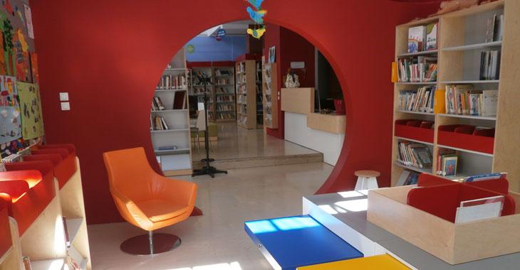 εριφερειακή Βιβλιοθήκη Χαριλάου