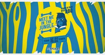 Τσικνοπέμπτη: Meet me in the Jungle στο Γορίλας