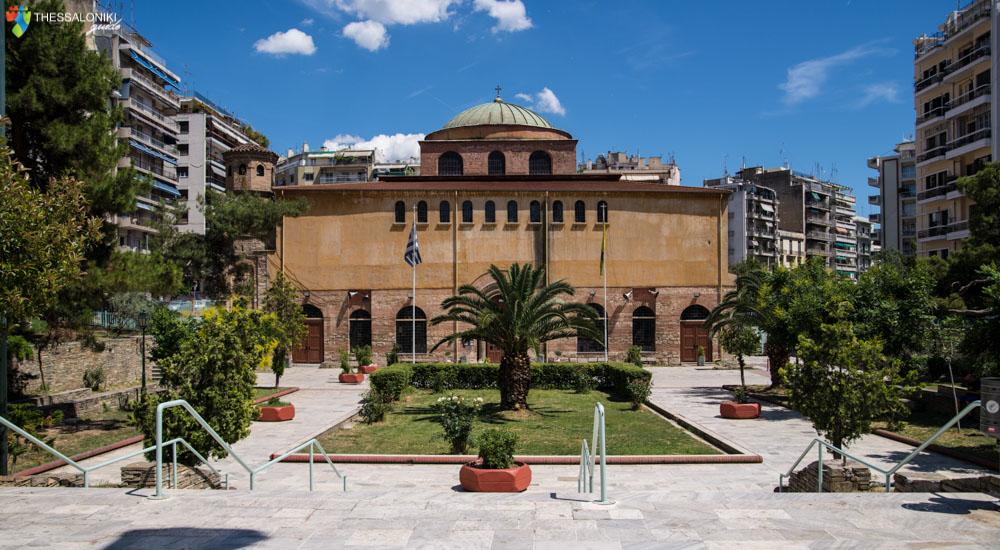 Ναός Αγίας Σοφίας στη Θεσσαλονίκη