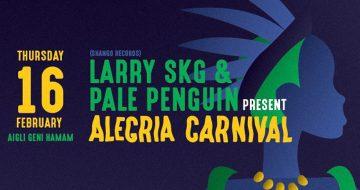 Τσικνοπέμπτη: Alegria Carnival στο Αίγλη γενί χαμάμ