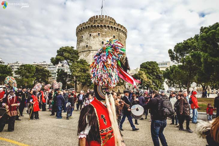 Κωδωνοφόροι Θεσσαλονίκη 2017