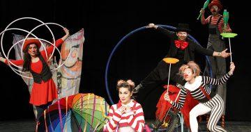 """""""Το Μαγεμένο Τσίρκο"""" στο Θέατρο Αυλαία"""