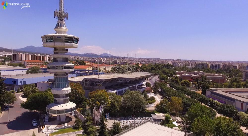 Πύργος ΟΤΕ στη Θεσσαλονίκη