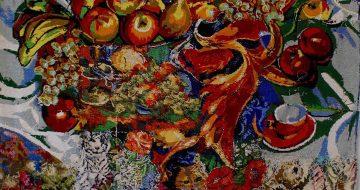 Έκθεση έργων του Βασίλη Γκόκα με τίτλο Rέtapestry στο Αλατζά Ιμαρέτ