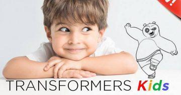 Νέο παιδικό τμήμα Kung Fu Wing Chun στο Transformers Fitness Club