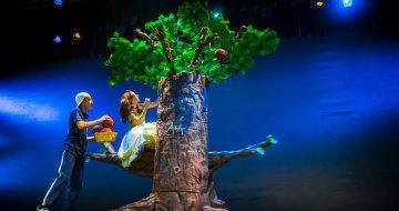 «Το δέντρο που έδινε» στο Θέατρο Αυλαία