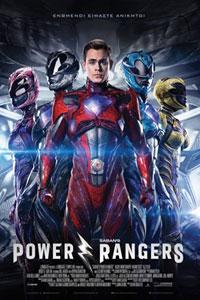 Αφίσα της ταινίας Power Rangers 2017