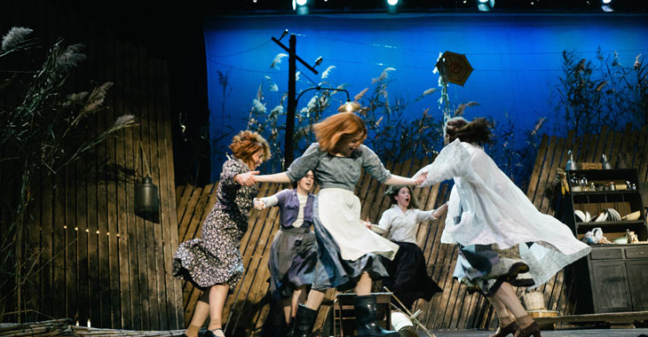 """""""Χορεύοντας στη Λούνασα"""" του Μπράιαν Φρίελ"""