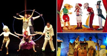 Παιδικές παραστάσεις τον Μάρτιο στο Θέατρο Σοφούλη