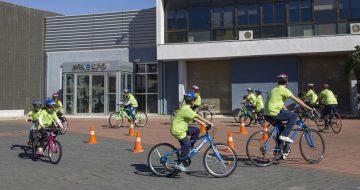 «ΠοδηλατίΖΩ με ασφάλεια» στην 2η Sportexpo