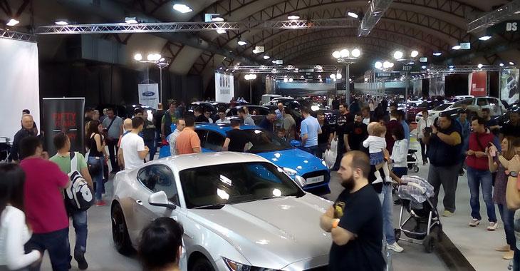 Auto Festival 2017: Έκθεση Αυτοκινήτου στη ΔΕΘ