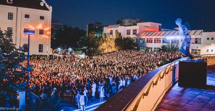 Φεστιβάλ Μονής Λαζαριστών 2017