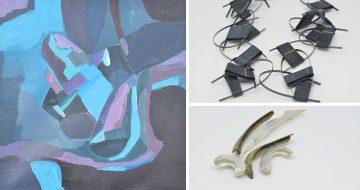 """Unio mentalis"": Aτομικής έκθεσης Ζωγραφικής και Κοσμήματος της Πηνελόπης Δάλλη"