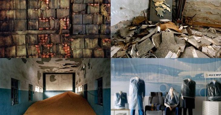 """Έκθεση φωτογραφίας """"Νέα Ερείπια"""" του Αβραάμ Παυλίδη"""