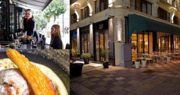 Grada Nuevo εστιατόριο στη Θεσσαλονίκη