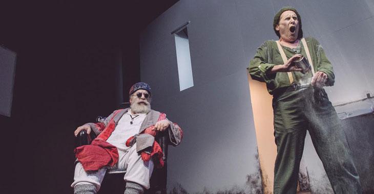 """""""Τέλος του Παιχνιδιού"""" στο Θέατρο Τ"""