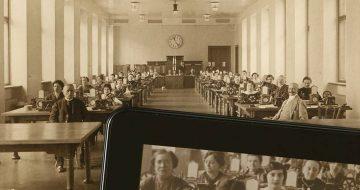 """Έκθεση: """"Ανιχνεύσεις και φωτογραφικά αρχεία: αρχεία ζωής"""""""
