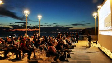 Σινεμά με Θέα - Θεσσαλονίκη
